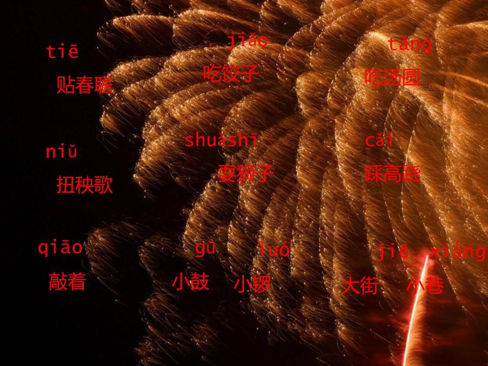 《春节你不要走》PPT课件下载