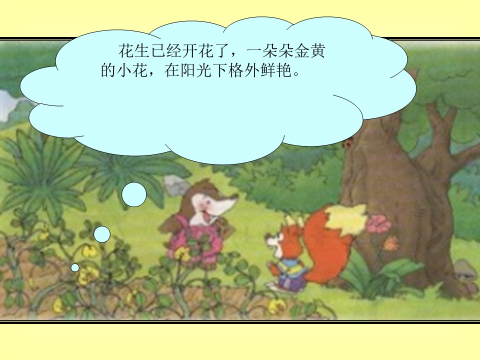 《小松鼠找花生》PPT课件4下载
