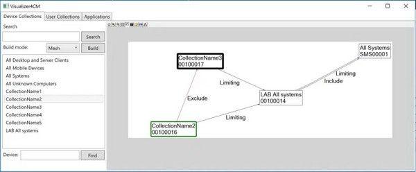 Visualizer4CM(构建数据关系)