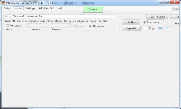SebecTec IPTimelapse(流媒体软件)下载