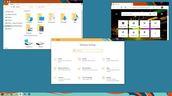 Curtains(Windows10美化)