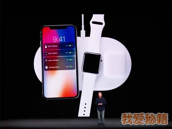 2018年苹果AirPower无线充电板最新价格|上线时间|功能介绍