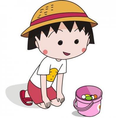 2019最新小丸子卡通微信头像分享 可爱呆萌搞怪樱桃小丸子微信头像大全
