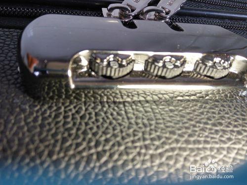 行李箱的密码忘记了怎么打开?密码箱开锁步骤图解
