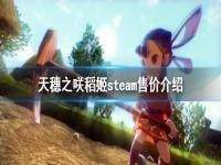 《天穗之咲稻姬》pc多少钱 天穗之咲稻姬steam售价介绍