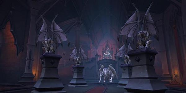 魔兽世界纳斯利亚堡第九个BOSS顽石军团干将打法攻略