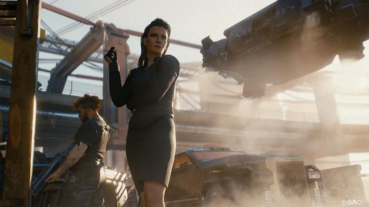 赛博朋克2077军用科技女主管任务触发攻略