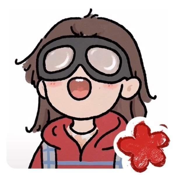 易烊千玺送你一朵小红花表情包动态gif分享