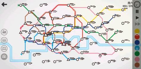 模拟地铁开放模式详细玩法技巧