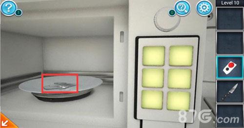 密室逃脱3第10关微波炉怎么打不开 密室逃脱3第10关怎么过图解 逃出办公室第十关图文攻略