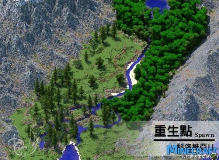 我的世界五大RPG地图推荐