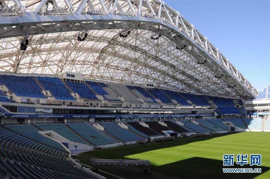 2018俄罗斯世界杯场馆高清图片欣赏