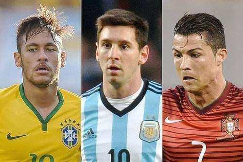 世界杯除了梅西 C罗 内马尔!还有美女!