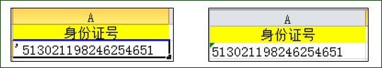 Excel输入身份证号显示不全怎么办?输入身份证号技巧分享