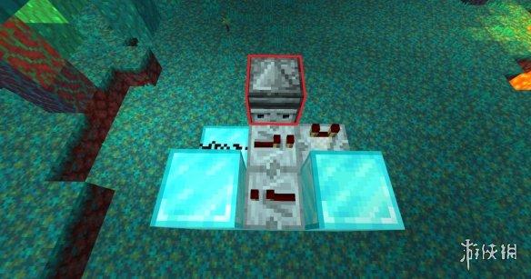 我的世界手游下界自动刷菌器怎么做?下界自动刷菌器制作攻略