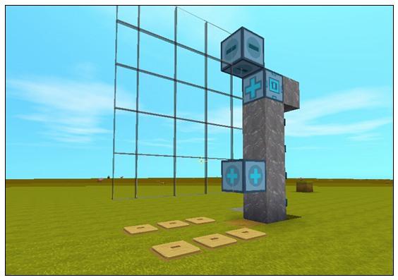 迷你世界自动门怎么做 迷你世界自动门制作方法