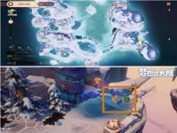 梦想新大陆冰封谷龙蛋在哪里?梦想新大陆冰封谷龙蛋位置大全