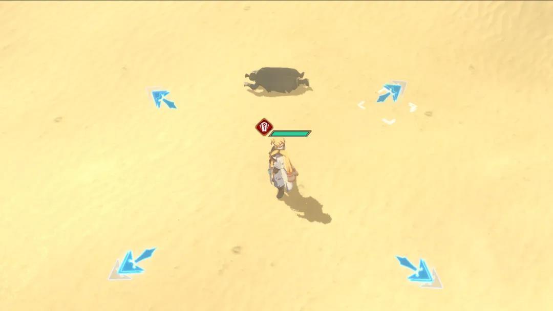 《天地劫手游》沙漠迷阵玩法攻略