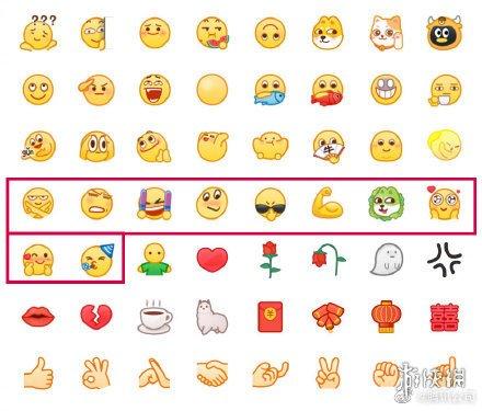 QQ5月新增表情有哪些 QQ新增菜狗表情