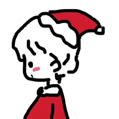 微信圣诞节情侣头像大全 最新圣诞情侣头像图片分享