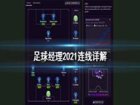 《足球经理2021》连线怎么看 连线效应详解