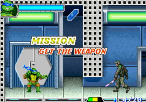 忍者神龟2并肩作战下载