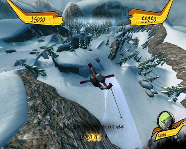 极限自由滑雪下载
