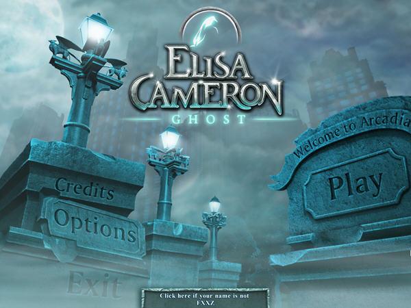 幽灵:伊莉莎卡梅隆下载