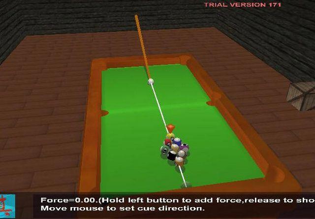 3D台球游戏下载