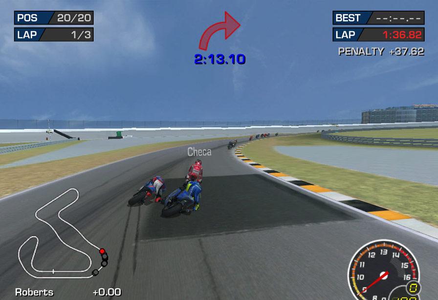 极品摩托:终极赛车技3下载