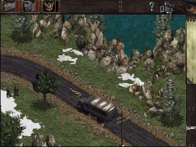 盟军敢死队:深入敌后 中文版下载