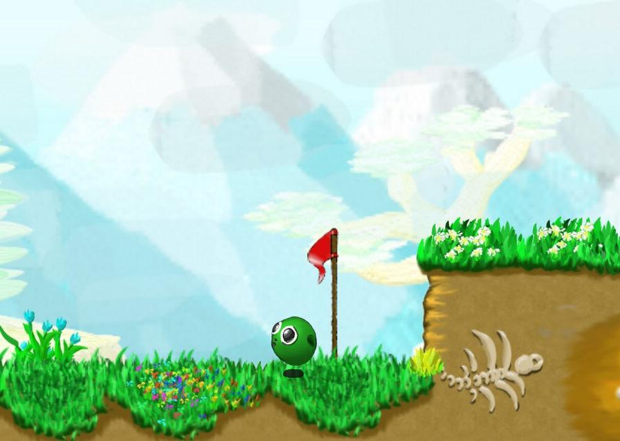 小绿球夺旗下载