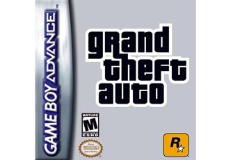 侠盗猎车GTA-Advance