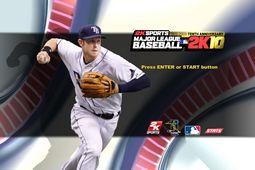 美国职业棒球大联盟2K