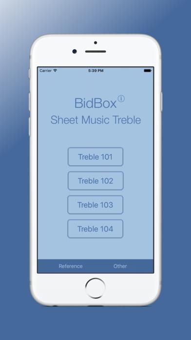 Sheet Music Trainer软件截图0