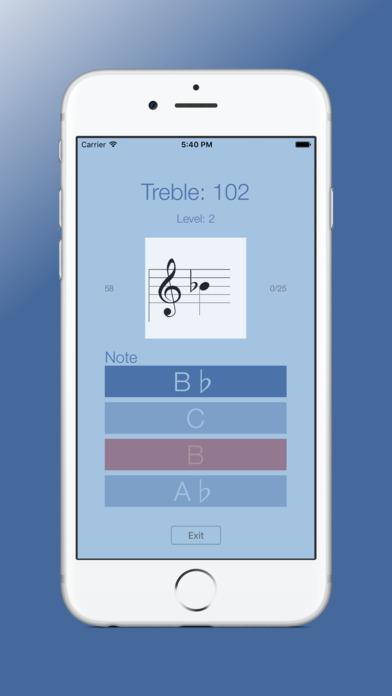 Sheet Music Trainer软件截图2