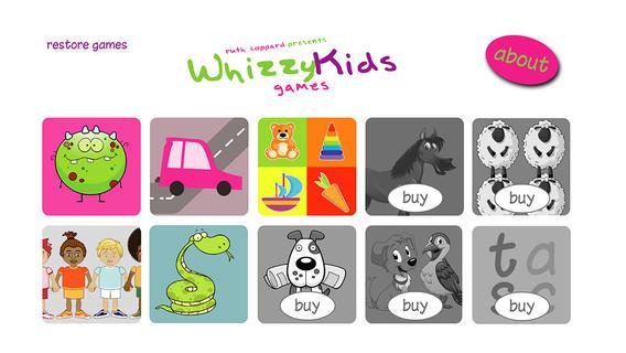 Whizzy Kids软件截图0