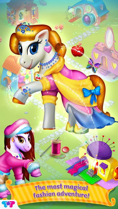 Pony Care Rainbow Resort软件截图0
