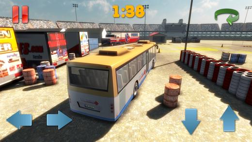 3D高仿真停车大挑战软件截图1