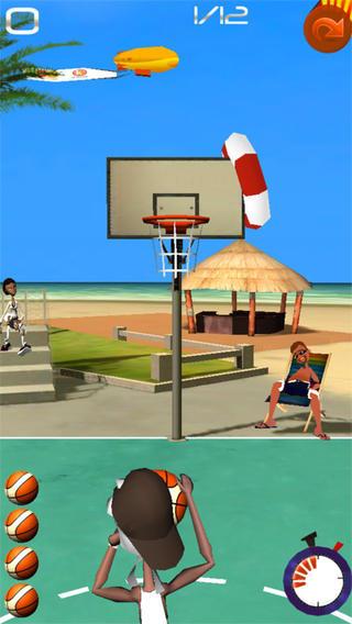 Basketball Shooting Stars软件截图1