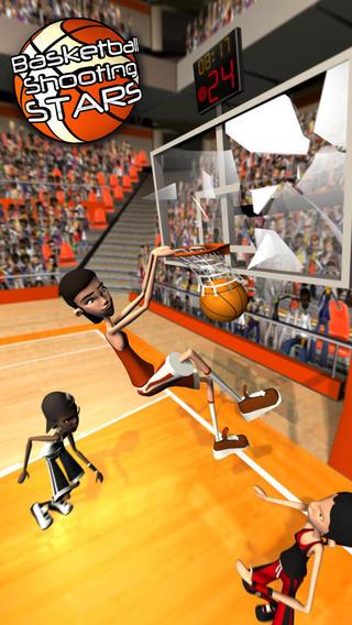 Basketball Shooting Stars软件截图0
