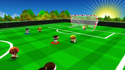 Chop Chop Soccer软件截图0