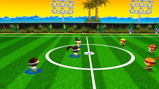 Chop Chop Soccer软件截图2