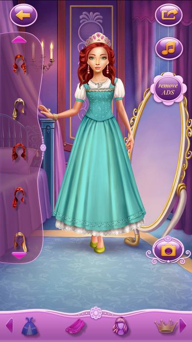 Dress Up Princess Sleeping Beauty软件截图1