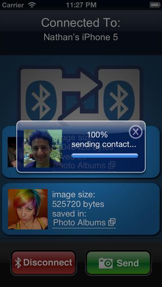 Bluetooth Photo Share软件截图1