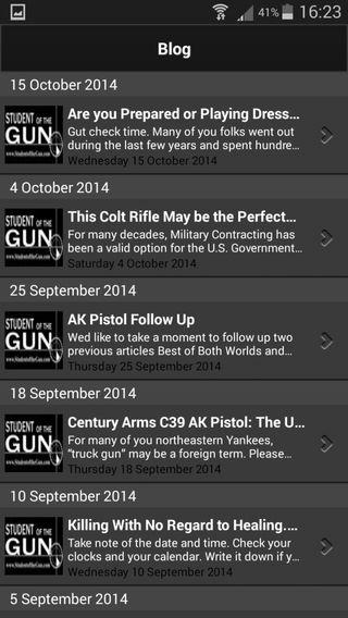 Student of the Gun软件截图2