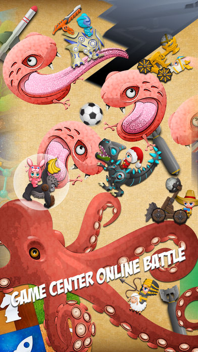 小人大战 Eenies? at War 战斗游戏 online mmorpg war game软件截图2