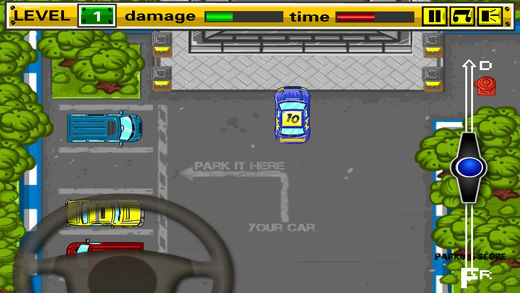 危险车位软件截图1