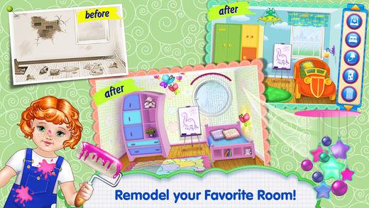 Baby Room Makeover软件截图2
