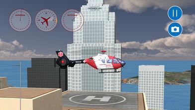 Helicopter Adventures软件截图0